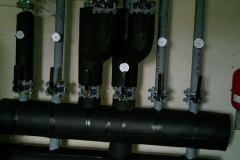 Coibentazione di centrale termica